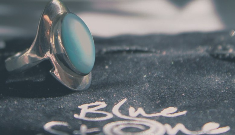 The Blue Jewel by Blue Stone