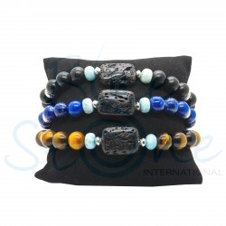 Set of 3 FOR MEN Bracelet BRLA1905ELT