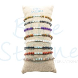 Lot de 8 bracelets BRLA1914-8